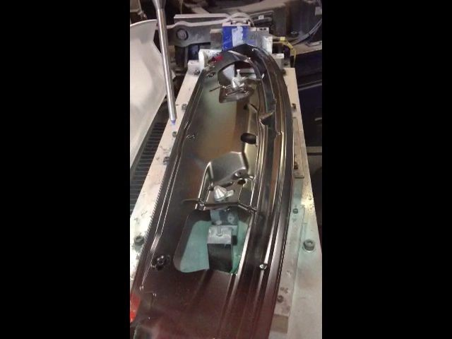 Robotic applicator 1